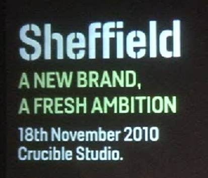 Sheffield's new brand